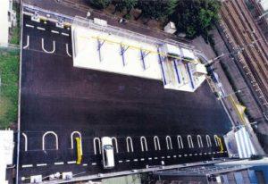 ピッカーズプラザ西中島 上空からの全体画像